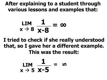Lim x -> 8